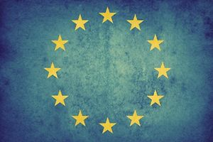 EU Europe Flagge Fahne Flag