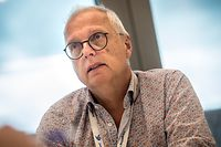 Wort.lu. ITV Dr Jean-Claude Schmit-Direction de la Santé. Foto: Gerry Huberty/Luxemburger Wort