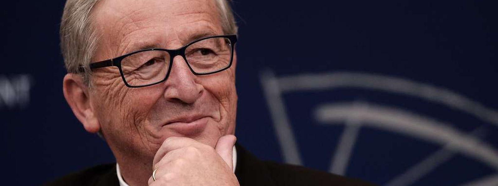 Der langjährige Premierminister und amtierender EU-Kommissionspräsident Jean-Claude Juncker wird am Dienstag 60 Jahre alt.