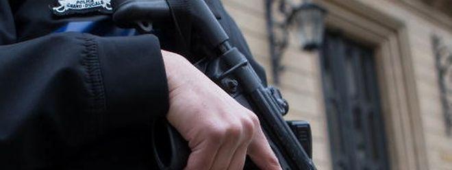 In Luxemburg wurde die Sicherheitslage nicht angehoben.