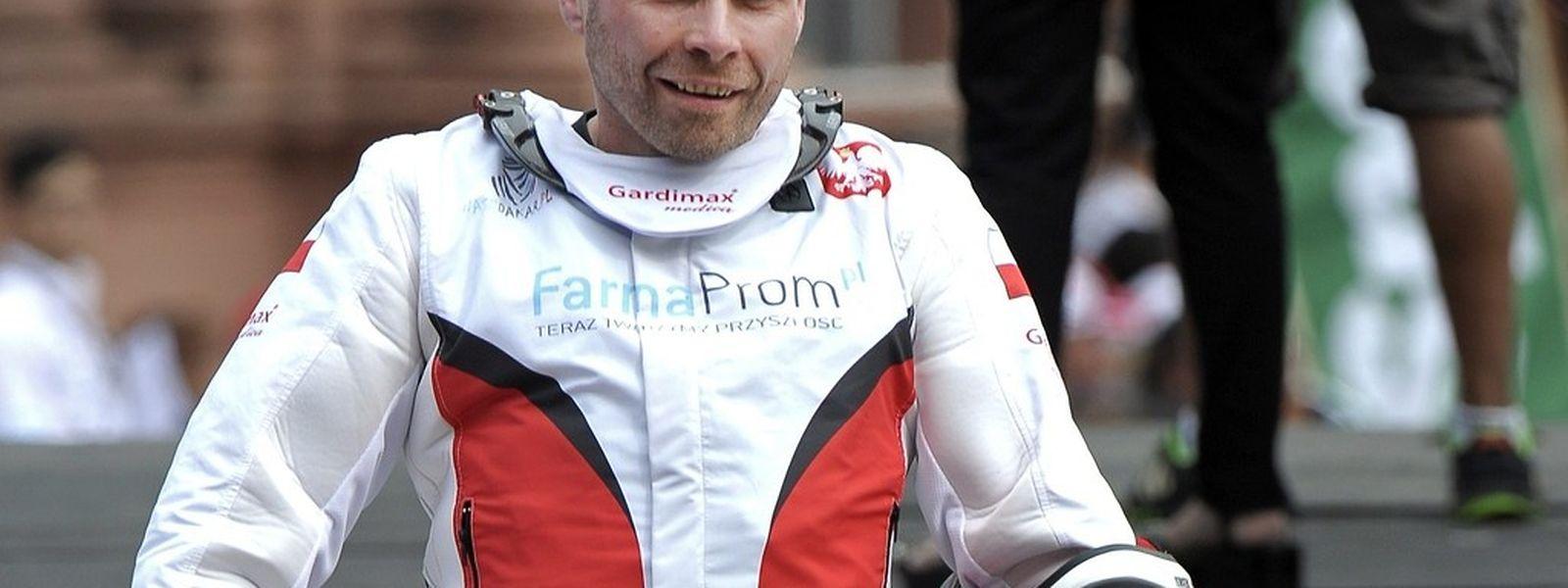 Michal Hernik kam bei seiner ersten Teilnahme an der Rallye Dakar ums Leben.