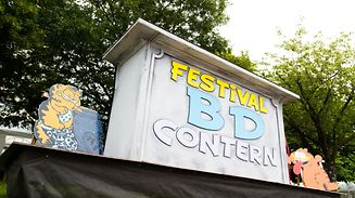 Festival de la BD / 16.7.2016 / Contern / Foto: Julien Ramos / Imagify