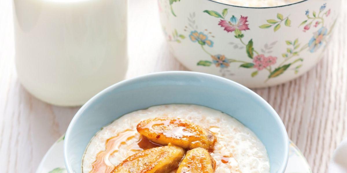 In der ayurvedischen Küche sollte auch das Frühstück im Idealfall warm sein.