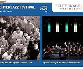 Echter'Jazz Festival: A Night with… Bigband