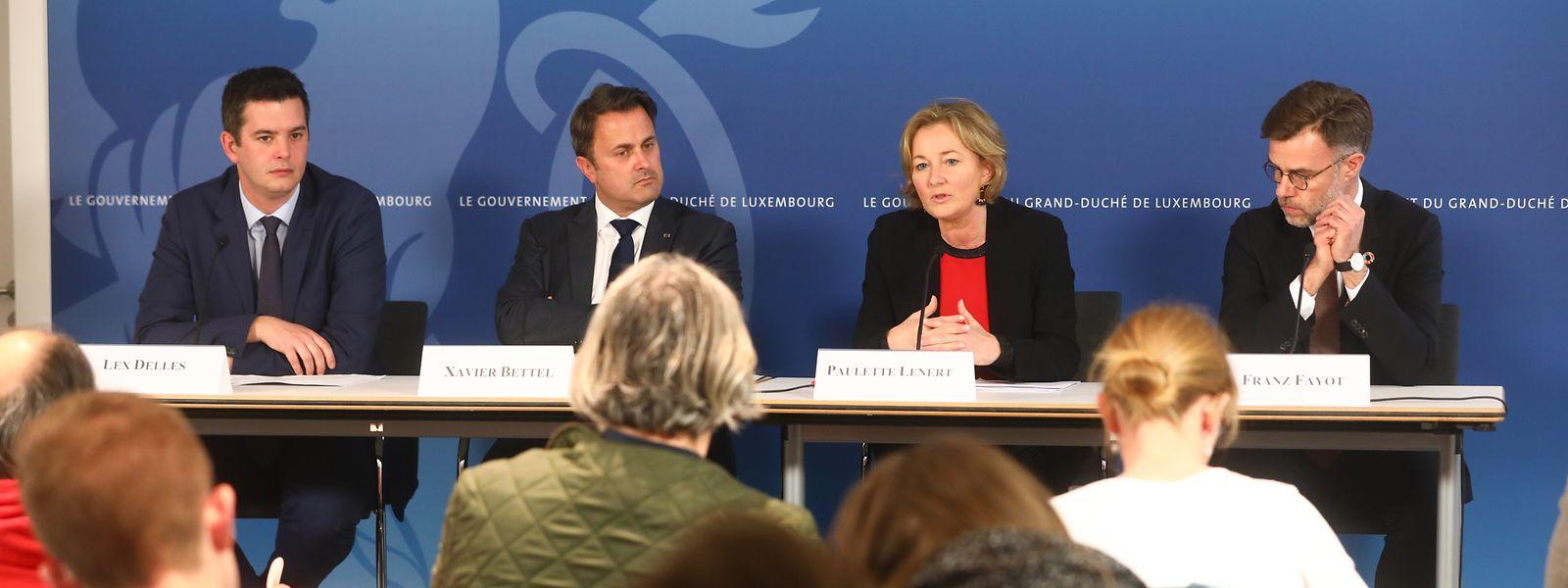 Die Regierung appelliert an die Bürger, die Empfehlungen zu beherzigen und ihren Teil zur Eindämmung der Krise beizutragen.
