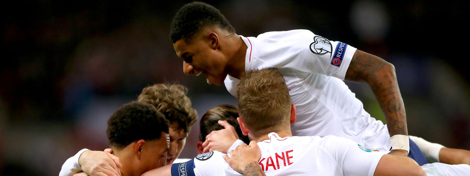 England bejubelt die EM-Qualifikation.