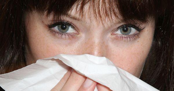Empfindliche Gefäße: Nasenbluten ist meist harmlos - Luxemburger Wort
