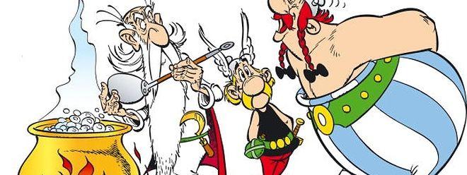 """Mit einer Auflage von 350 Millionen Alben ist """"Asterix"""" ohnehin eine der erfolgreichsten Comic-Serien der Welt."""
