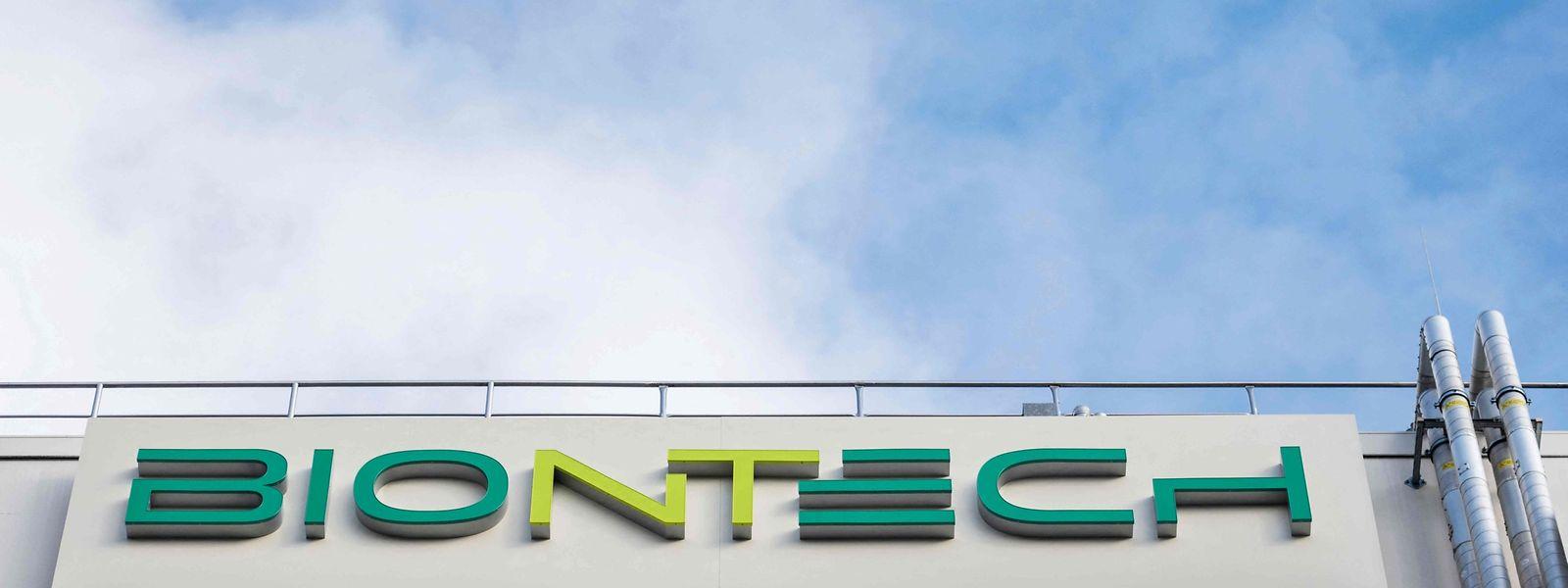 Biontech will weiter schnell wachsen. In Singapur soll bald eine zusätzliche Anlage entstehen.