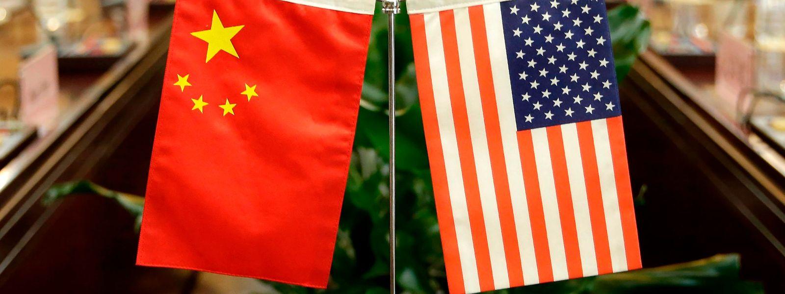 Die chinesisch-amerikanischen Beziehungen sind so schlecht wie nie zuvor.