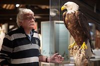 "Bird exhibition ""Geckeg Vullen"" in the naturmusée. Luxembourg, Luxembourg -  26. 11. 2019 foto: Matic Zorman / Luxemburger Wort"
