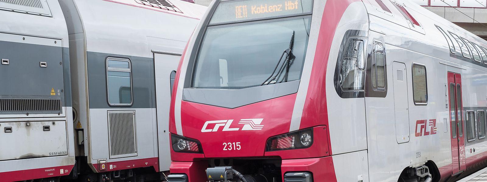Avec la gratuité instaurée en mars 2020, difficile pour les CFL de savoir combien de passagers prennent place dans les rames. En attendant une aide technologique...