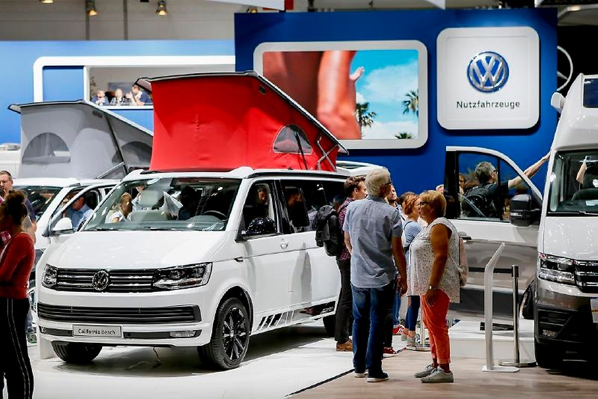 Kompakte Fahrzeuge auf Van-Basis sind bei Roadtrip-Fans beliebt.