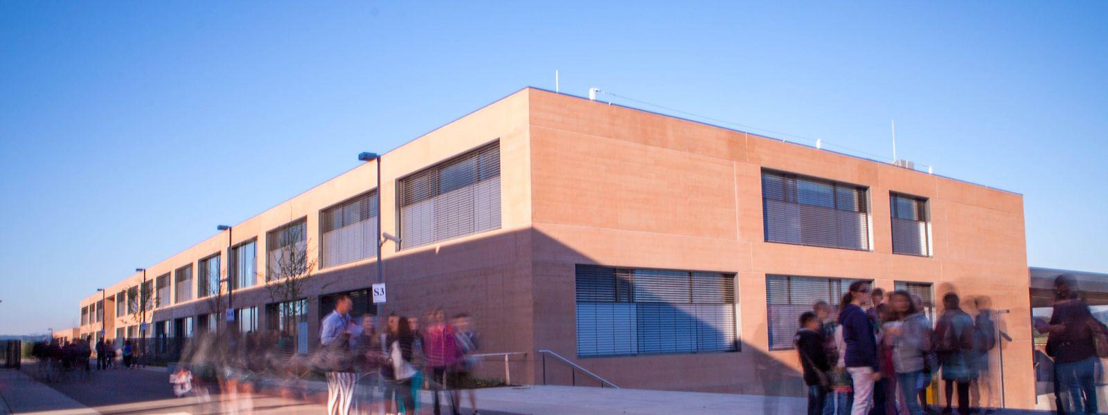 Die Europaschule setzt die strikten französischen Corona-Empfehlungen um.