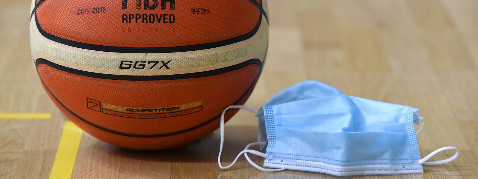 Die Basketballer blieben einige Wochen verschont, jetzt kann erstmals ein Total-League-Spiel wegen der Corona-Pandemie nicht ausgetragen werden.