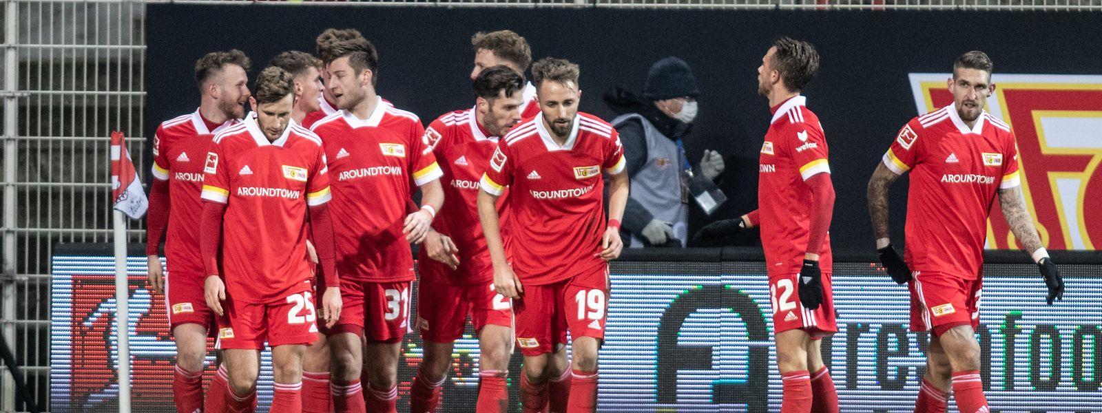 Union Berlin ist die deutsche Fußballmannschaft der Stunde.