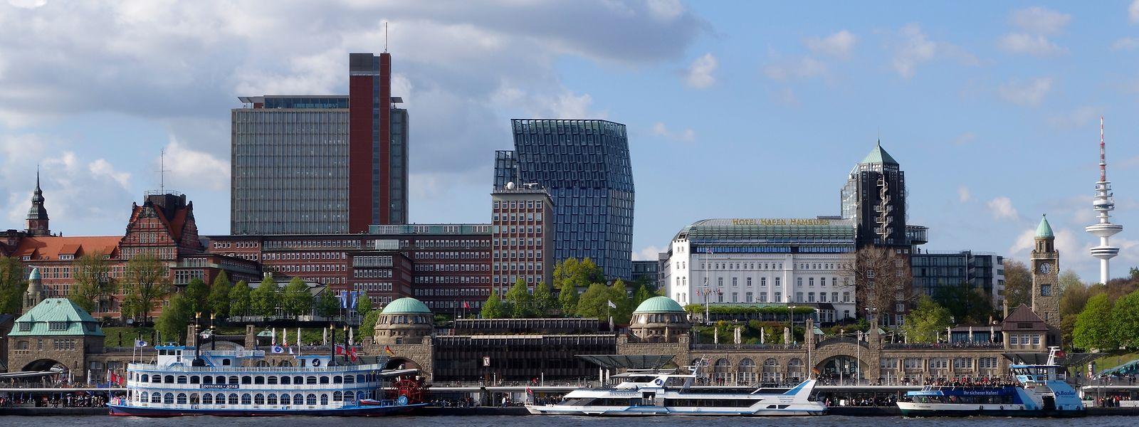 Citytrips nach Hamburg erfreuen sich großer Beliebtheit.