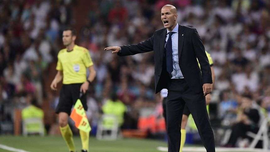Zidane déjà plus fort que le Barça de Guardiola — Real Madrid