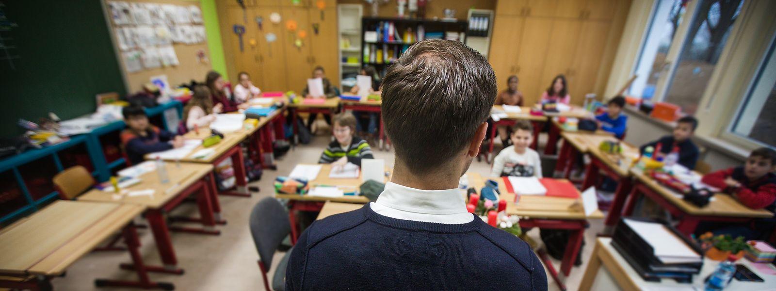 Aus drei mach eins: Die Stage-Zeit für Grundschullehrer mit einem Lehrerdiplom wird auf ein Jahr gekürzt.