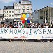 marchons ensemble / Foto: Lucien WOLFF