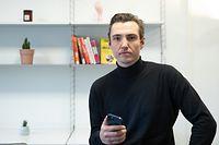 Wirtschaft, Wie pimpe ich meinen Social Media Auftritt? Praktische Tipps für die digitale Visitenkarte. Interview mit Thierry Henschen, Gründer von Parcour, Foto: Chris Karaba/Luxemburger Wort