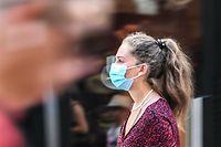 O uso da máscara e a desinfeção das mãos ajudou à diminuição dos casos de gripe no último ano.
