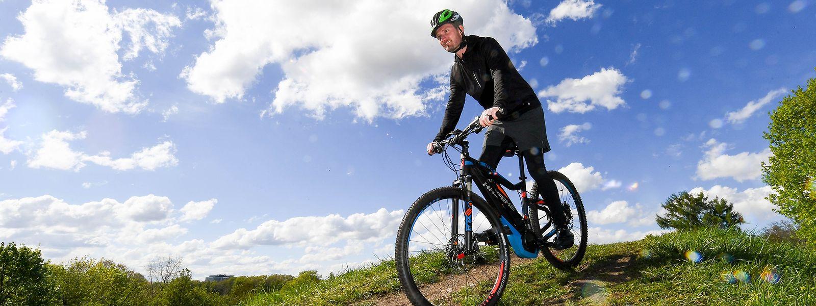 E-Bikes gibt es heute fast bei allen Fahrradgattungen. So können sich auch Mountainbiker elektrisch unterstützen lassen.