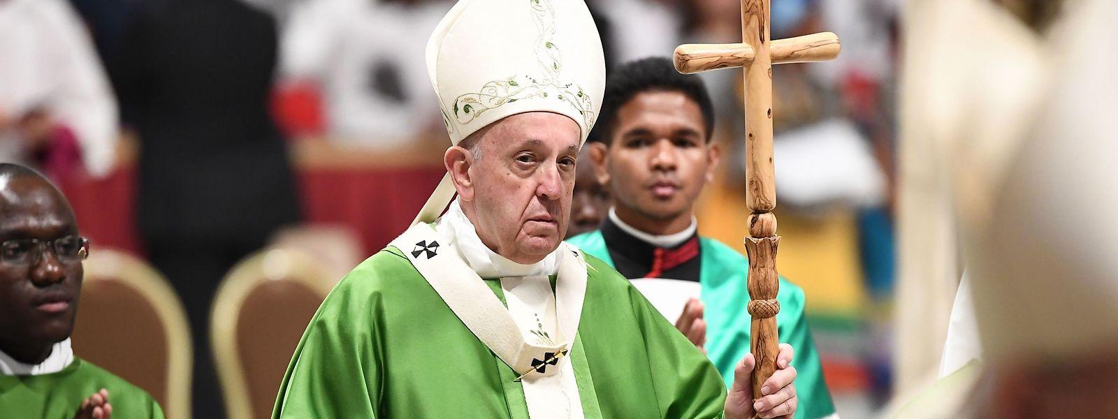 Papst Franziskus hat den Oktober zum außerordentlichen Monat der Weltmission aufgerufen.