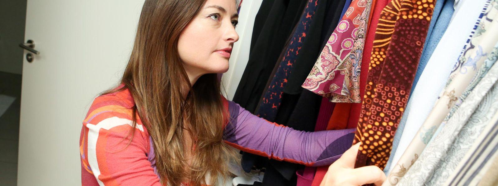 Wie wär's mit Ausmisten vor dem Frühjahrsputz? Im Kleiderschrank hängt doch eigentlich immer etwas, das man schon ewig nicht mehr anhatte.