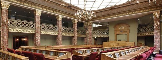 Seit Montag, 7. Oktober, ist das Parlament offiziell aufgelöst. Der Erlass vom 22. Juli machte die Auflösung möglich.