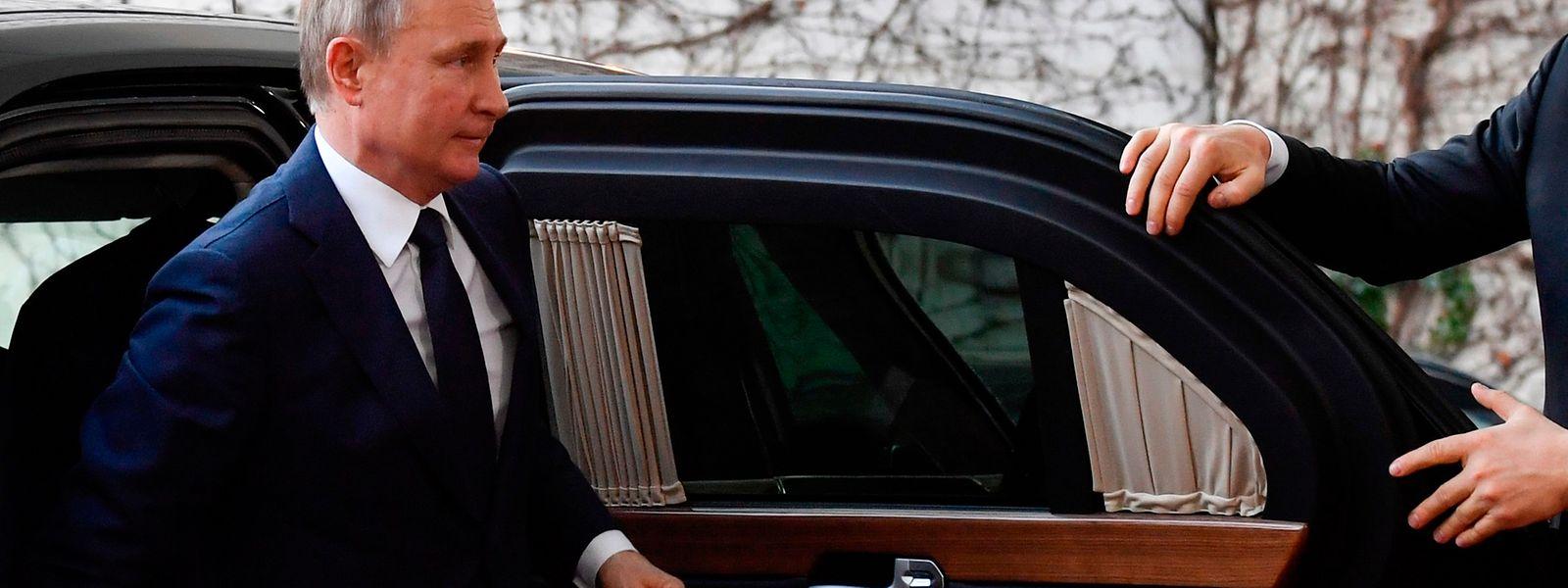Putin will auch nach seinem Ausscheiden aus dem Amt 2024 eine wichtige politische Rolle spielen.