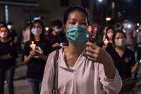 China wird nicht bei Hongkong Halt machen. Der rote Drache ist hungrig geworden.