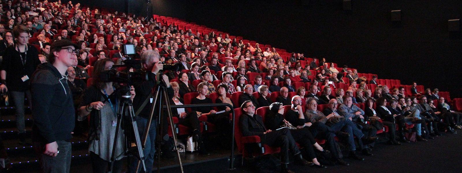 25.02.2016 Luxembourg, Kirchberg, Kino, Utopolis, ouverture City Film Festival  photo Anouk Antony