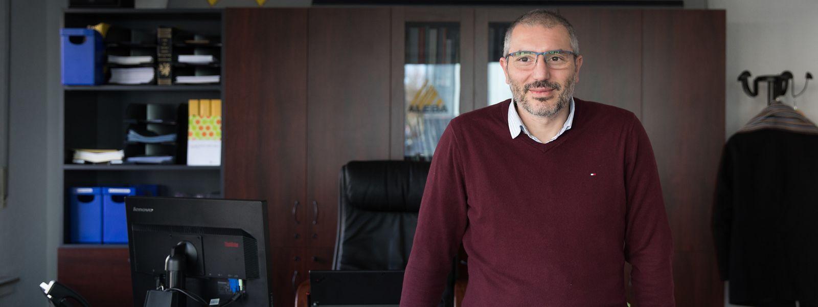 Pour Roberto Mendolia, président de l'Aleba, la nouvelle convention collective «a été faite pour que les gens ne perdent rien».