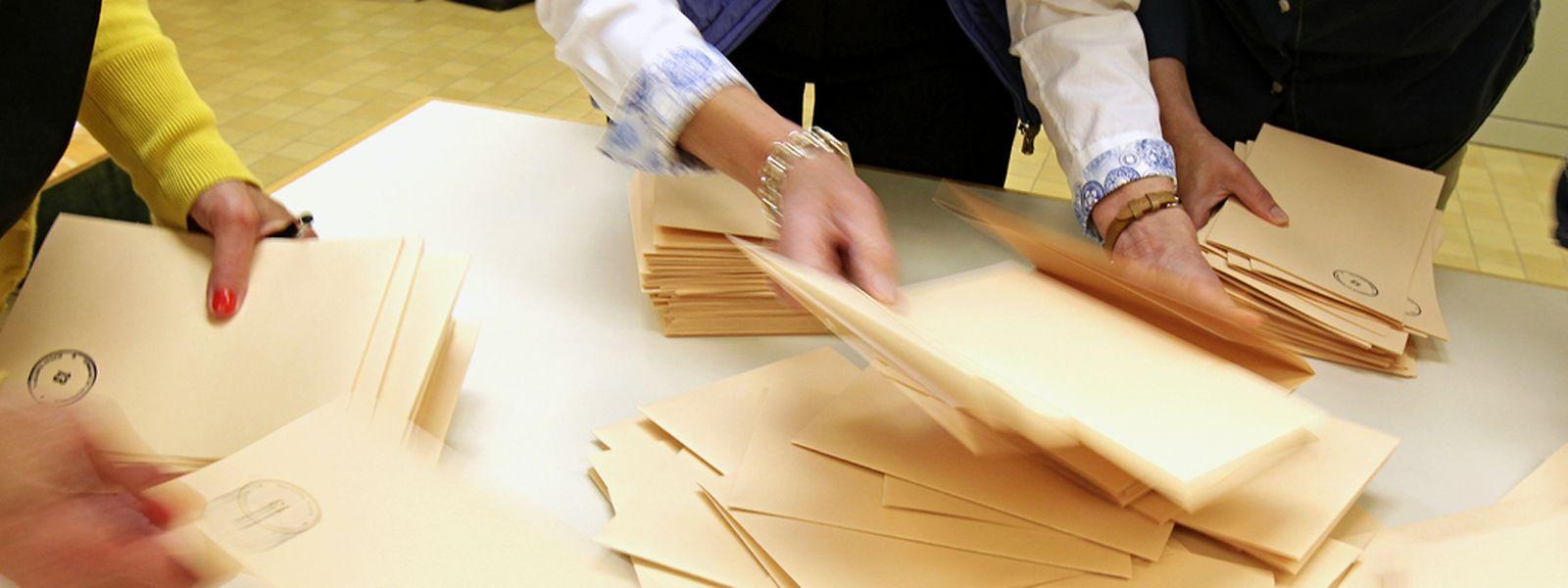 Knapp 48 Prozent der Wähler befürworten das Ausländerwahlrecht.
