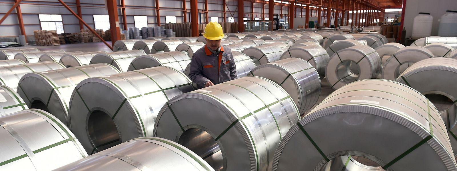 Parmi les salariés bénéficiant du chômage partiel, en août, figurent près de 80 employés de Liberty Steel Dudelange.