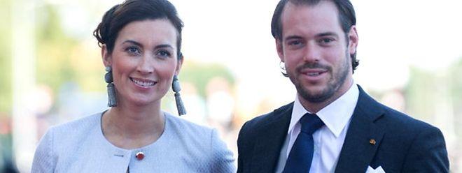Prinzessin Claire und Prinz Félix dürfen sich zum zweiten Mal über Nachwuchs freuen.