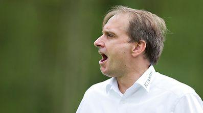 Frank Lessure veut voir une équipe de Schieren encore plus ambitieuse la saison prochaine.