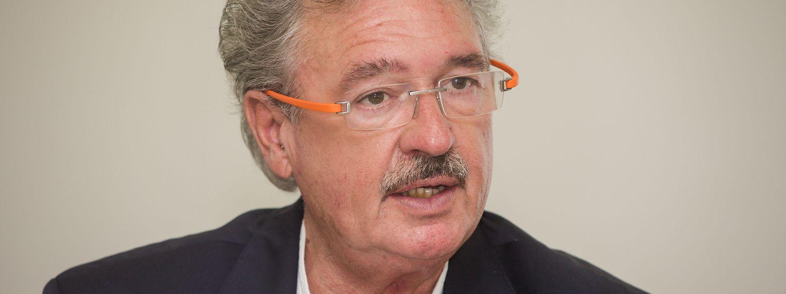 Jean Asselborn äußerte sich am Freitag in Brüssel zu dem Flugzeugabsturz im Iran.