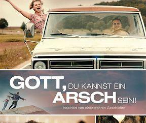Gott, du kannst ein Arsch sein! (DE, Fsk 6, 98 min)
