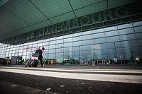 Lux-Airport - Findel - Photo : Pierre Matgé