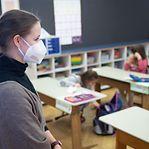 Comunidade escolar convidada a fazer o teste de diagnóstico à covid-19 durante as férias da Páscoa