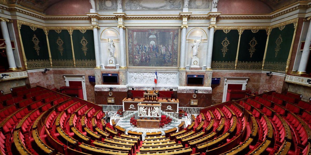 Am Dienstag tritt die neugewählte Nationalversammlung zu ihrer ersten Sitzung zusammen.