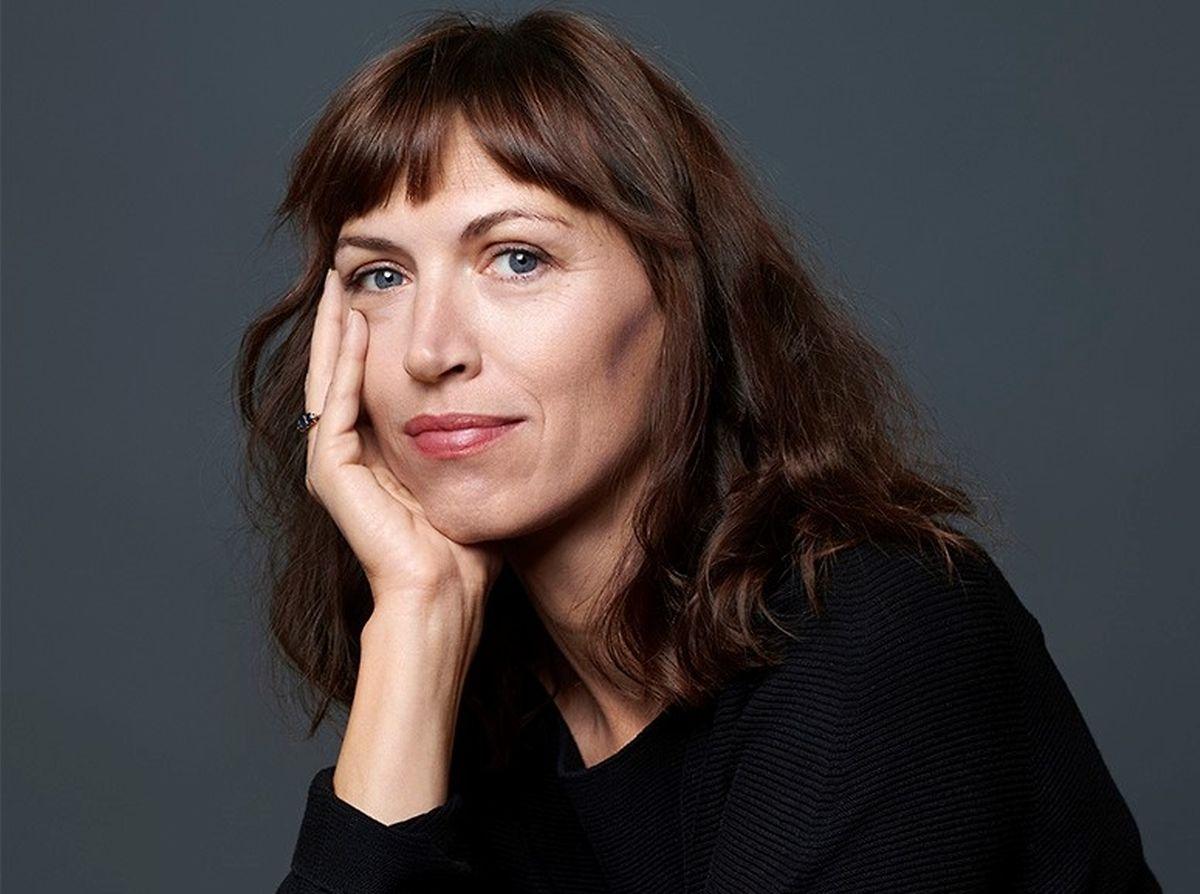 "Vanessa Springora, the author of ""Le Consentement"". Photo: JF Paga"