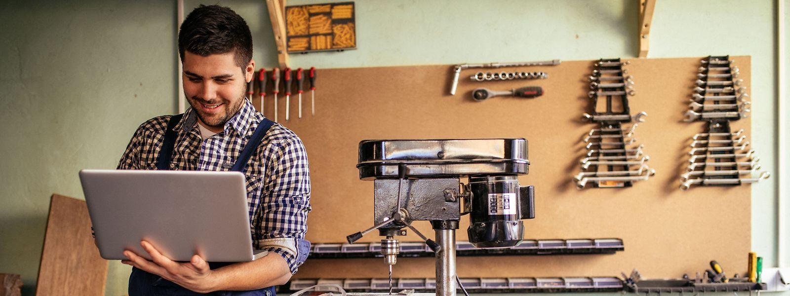 L'exportation ne constitue pas une priorité pour le monde artisanal luxembourgeois.