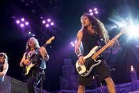 Iron Maiden - Rockhal - 02.08.2016 © claude piscitelli