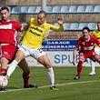 Henid Ramdedovic, qui conteste ici un ballon à Omar Er Rafik, est conscient que le club doit rapidement sortir de la spirale négative.