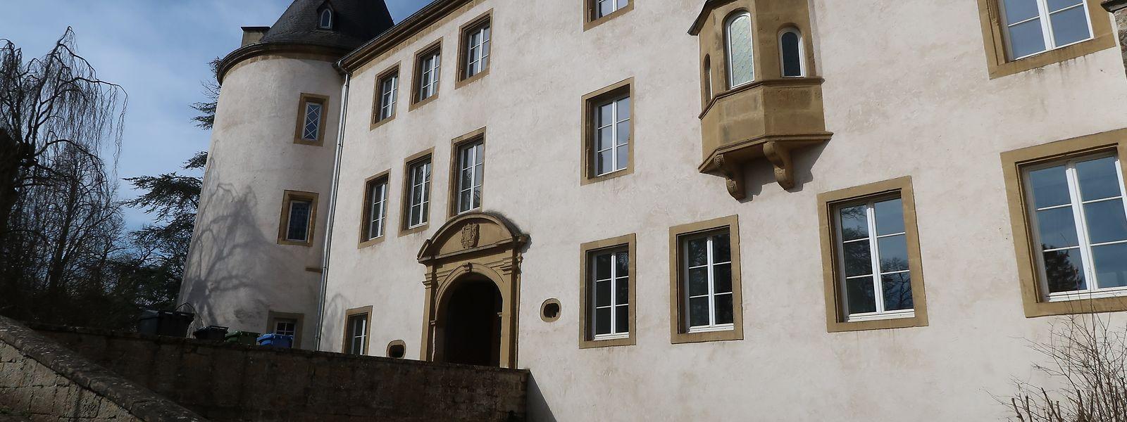 Lernen im Schloss. In Sassenheim künftig kein Problem.