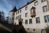 Schloss in Sassenhheim Schlass zu Suessem château de Sanem Suessemer Kannerschlass (Foto: Luc Ewen) / Foto: Luc EWEN