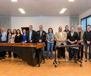 """Vorstellung neuer Instrumente der """"Käerjenger Musekschoul"""""""